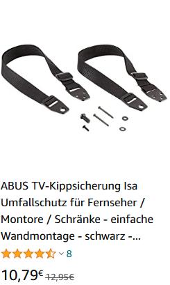 TV Kippsicherung Isa Umfallschutz